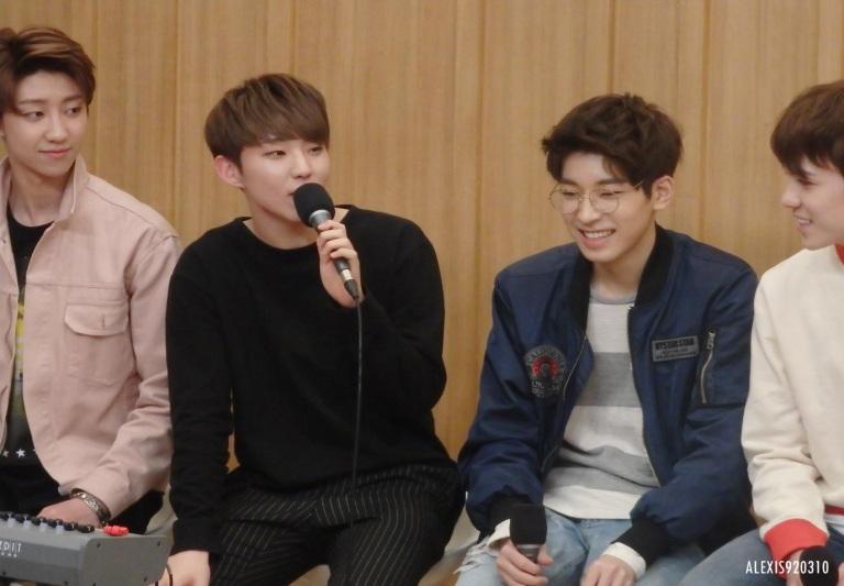 [OFFICIAL] 160502 SBS Cultwo Show Update 26P HD #SEVENTEEN #세븐틴 #예쁘다 #두시탈출컬투쇼 (19)