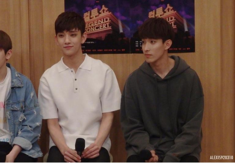 [OFFICIAL] 160502 SBS Cultwo Show Update 26P HD #SEVENTEEN #세븐틴 #예쁘다 #두시탈출컬투쇼 (2)