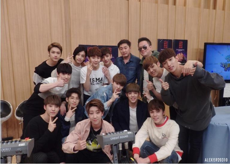 [OFFICIAL] 160502 SBS Cultwo Show Update 26P HD #SEVENTEEN #세븐틴 #예쁘다 #두시탈출컬투쇼 (26)