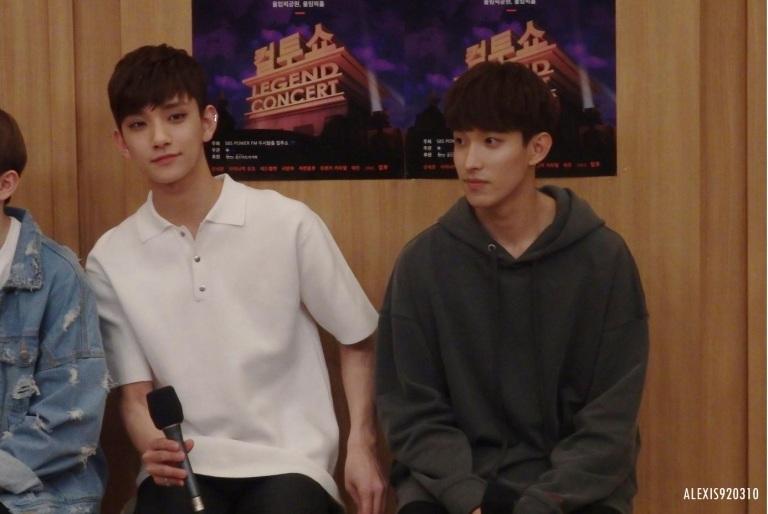 [OFFICIAL] 160502 SBS Cultwo Show Update 26P HD #SEVENTEEN #세븐틴 #예쁘다 #두시탈출컬투쇼 (3)