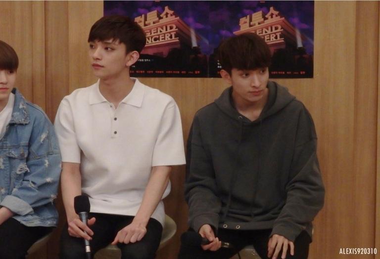 [OFFICIAL] 160502 SBS Cultwo Show Update 26P HD #SEVENTEEN #세븐틴 #예쁘다 #두시탈출컬투쇼 (4)