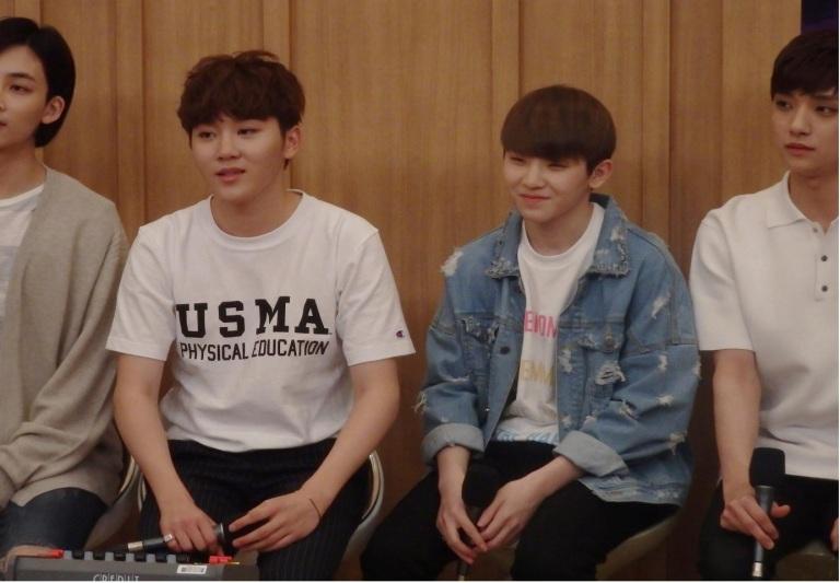 [OFFICIAL] 160502 SBS Cultwo Show Update 26P HD #SEVENTEEN #세븐틴 #예쁘다 #두시탈출컬투쇼 (7)