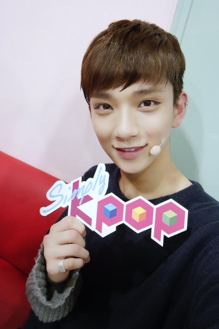 [OFFICIAL] 160504 Simply Kpop Twitter Update #SEVENTEEN #세븐틴 #예쁘다 (11)