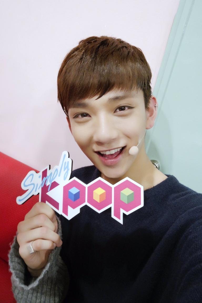 [OFFICIAL] 160504 Simply Kpop Twitter Update #SEVENTEEN #세븐틴 #예쁘다 (12)