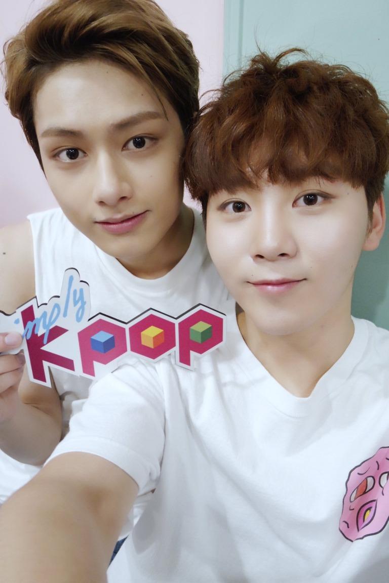 [OFFICIAL] 160504 Simply Kpop Twitter Update #SEVENTEEN #세븐틴 #예쁘다 (3)