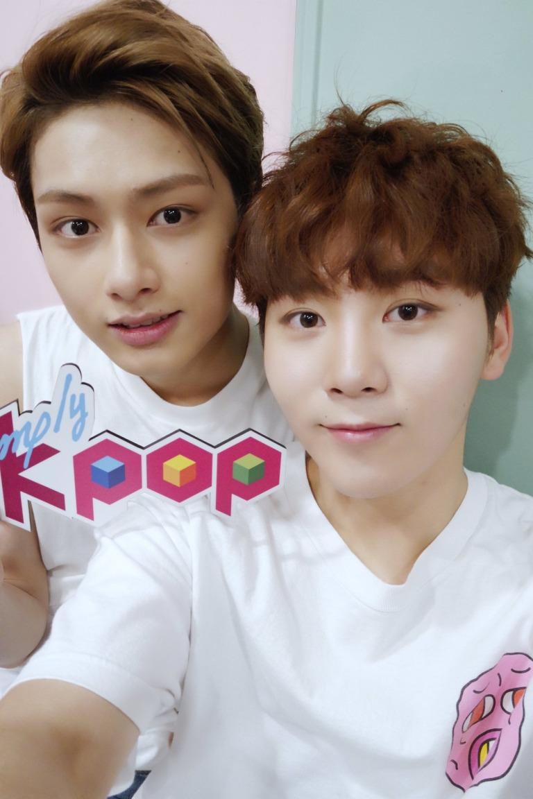 [OFFICIAL] 160504 Simply Kpop Twitter Update #SEVENTEEN #세븐틴 #예쁘다 (4)