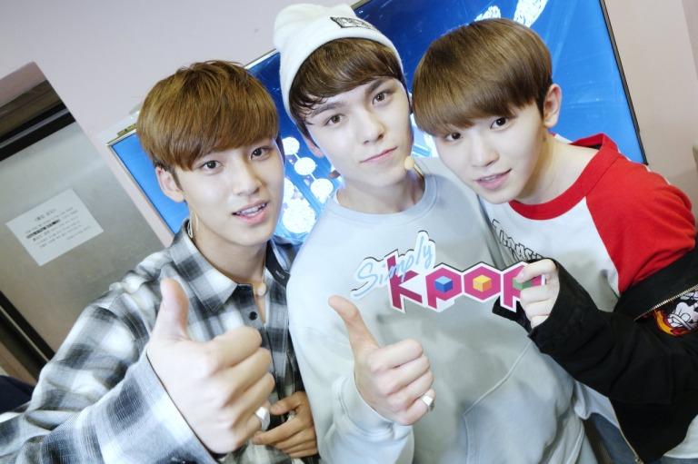 [OFFICIAL] 160504 Simply Kpop Twitter Update #SEVENTEEN #세븐틴 #예쁘다 5