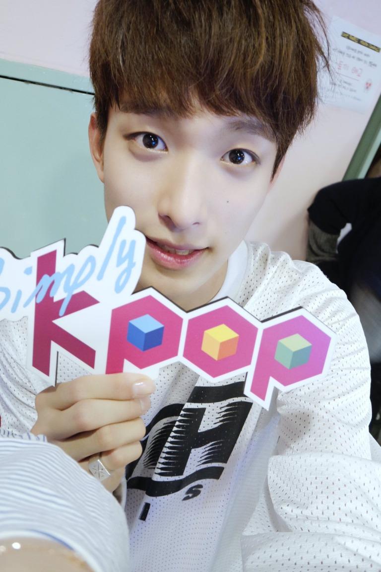 [OFFICIAL] 160504 Simply Kpop Twitter Update #SEVENTEEN #세븐틴 #예쁘다 (6)