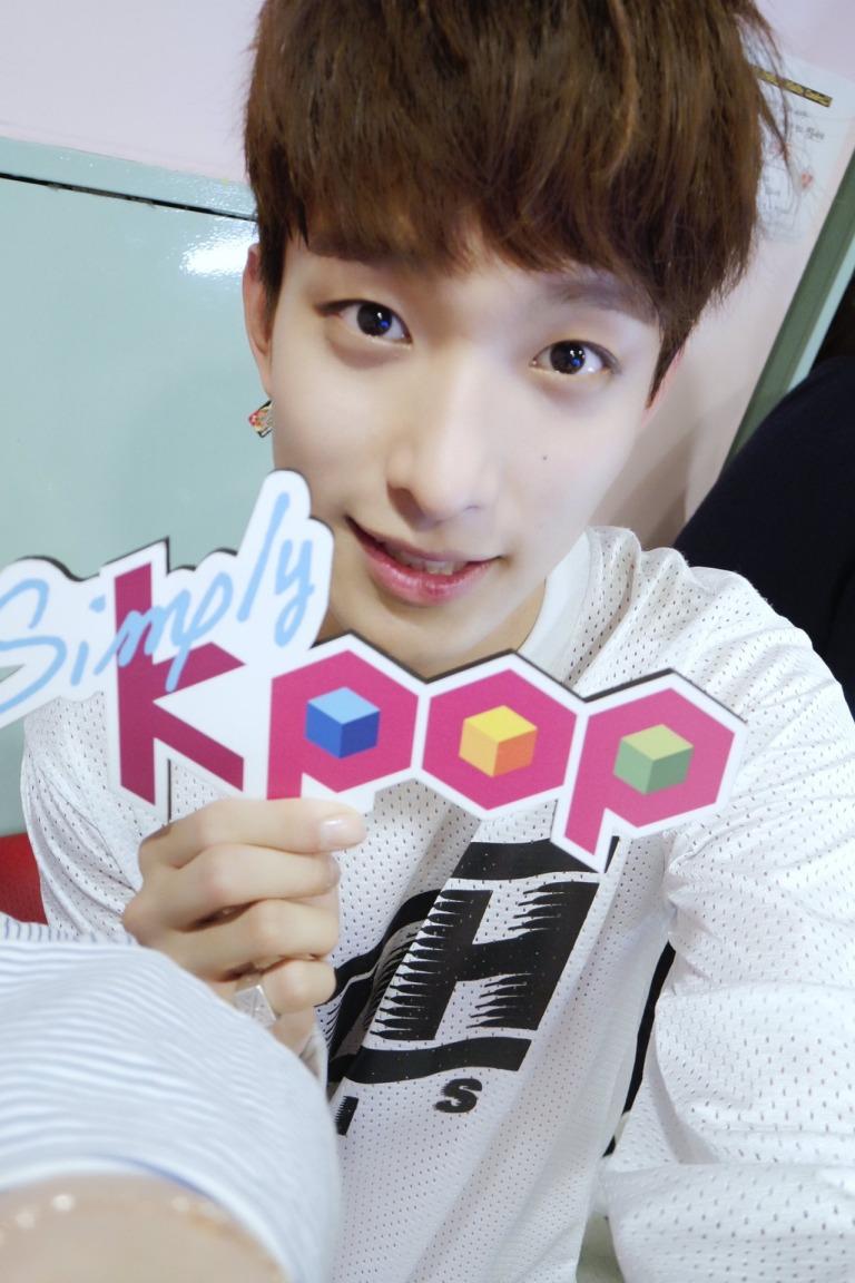 [OFFICIAL] 160504 Simply Kpop Twitter Update #SEVENTEEN #세븐틴 #예쁘다 (7)