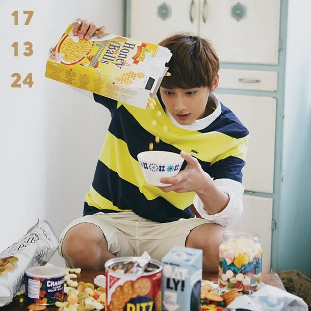 [OFFICIAL] 160507 Ize Magazine Update #세븐틴 #아이즈 #SEVENTEEN (2)
