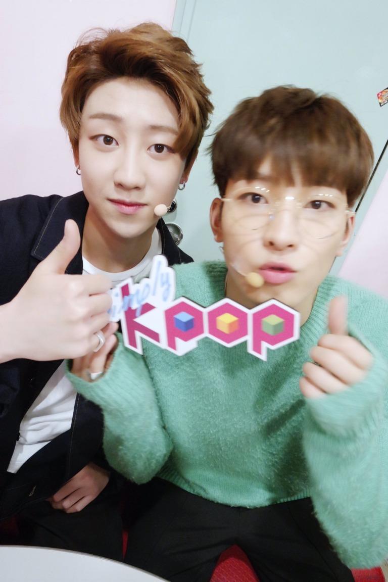 [OFFICIAL] 160512 Simply K-Pop Twitter Update #SEVENTEEN #세븐틴 #예쁘다 11