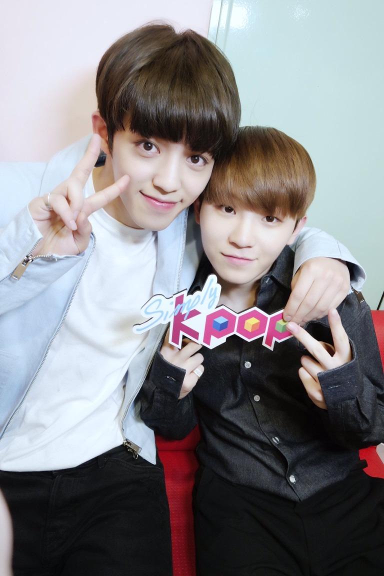 [OFFICIAL] 160512 Simply K-Pop Twitter Update #SEVENTEEN #세븐틴 #예쁘다 2