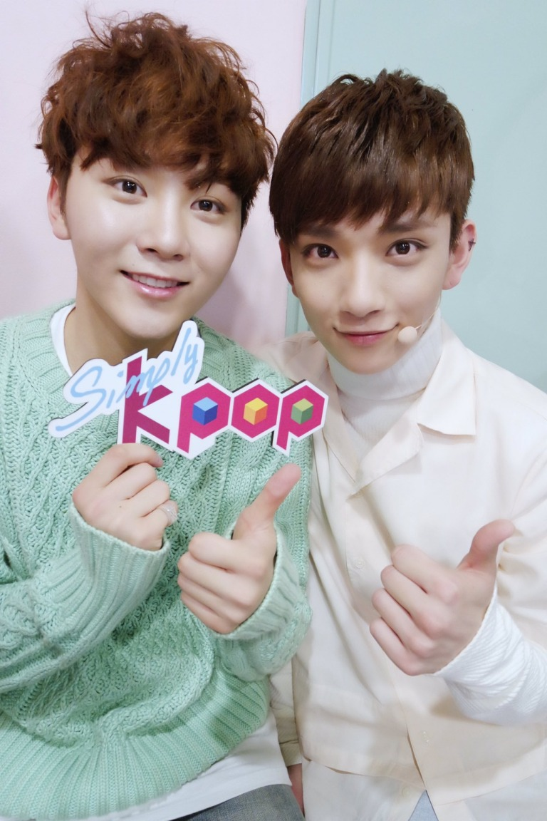 [OFFICIAL] 160512 Simply K-Pop Twitter Update #SEVENTEEN #세븐틴 #예쁘다 3