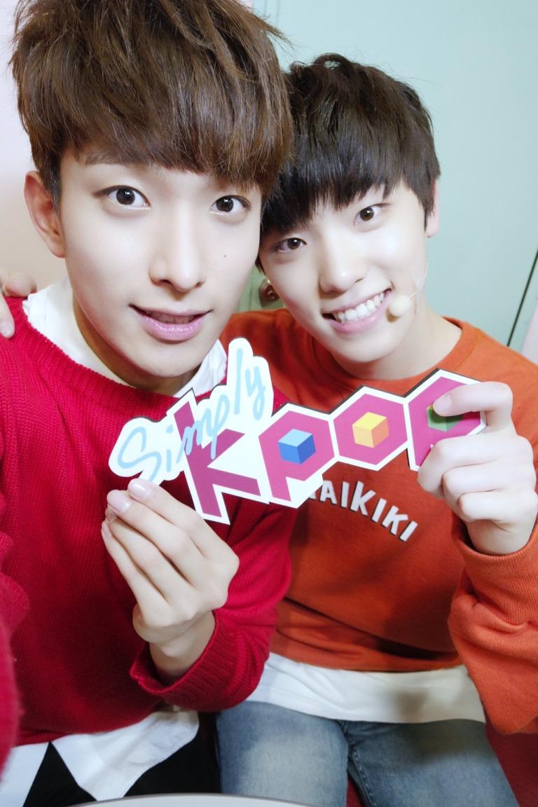 [OFFICIAL] 160512 Simply K-Pop Twitter Update #SEVENTEEN #세븐틴 #예쁘다 5