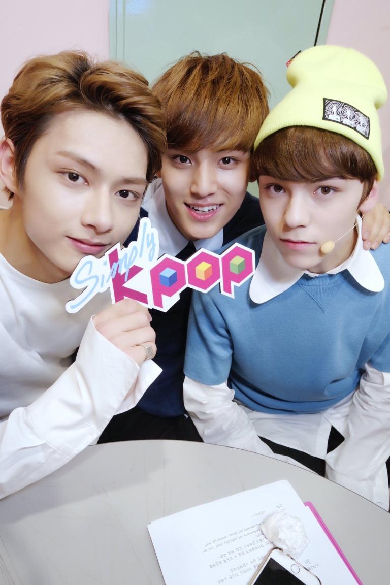 [OFFICIAL] 160512 Simply K-Pop Twitter Update #SEVENTEEN #세븐틴 #예쁘다 8