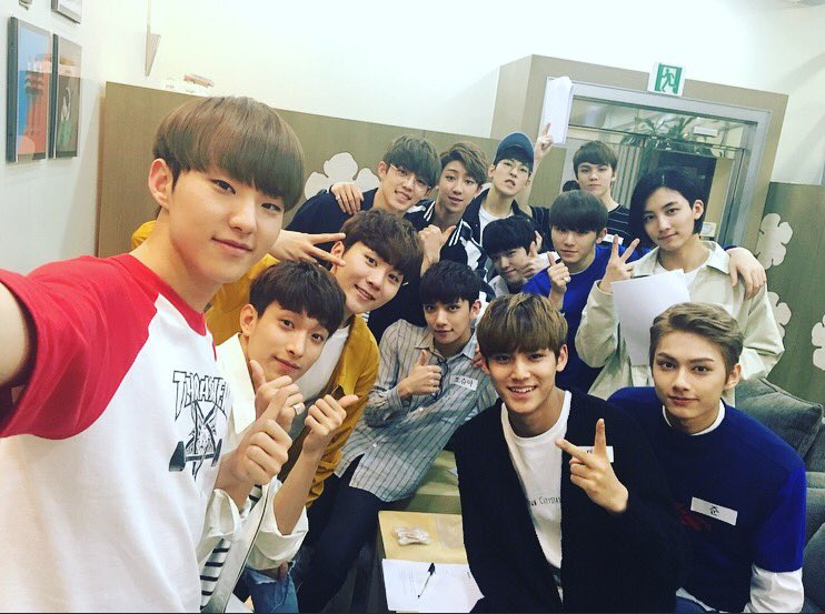 [OFFICIAL] 160513 Sukira Twitter Update #세븐틴 #SEVENTEEN