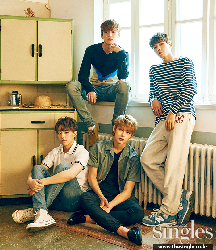 [OFFICIAL] 160519 Seventeen for Singles Magazine 1