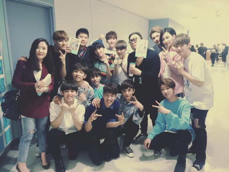 [OFFICIAL] Mark PD Instagram Update #SEVENTEEN1stWin #PrettyU1stWin #세븐틴 #1위 #예쁘다