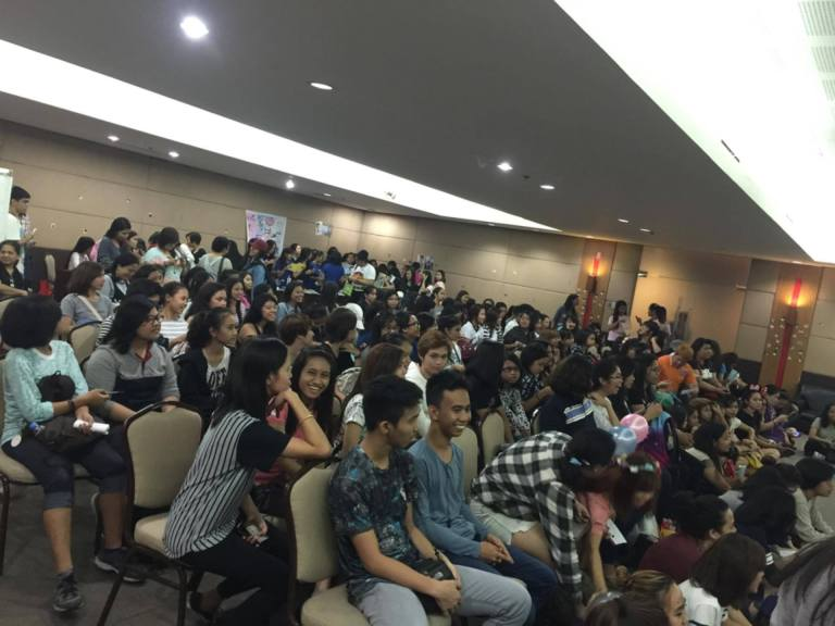 [PHOTOS] 160522 SEVENTEEN Philippines Carats Wish 1st Anniversary Fan Gathering (10)