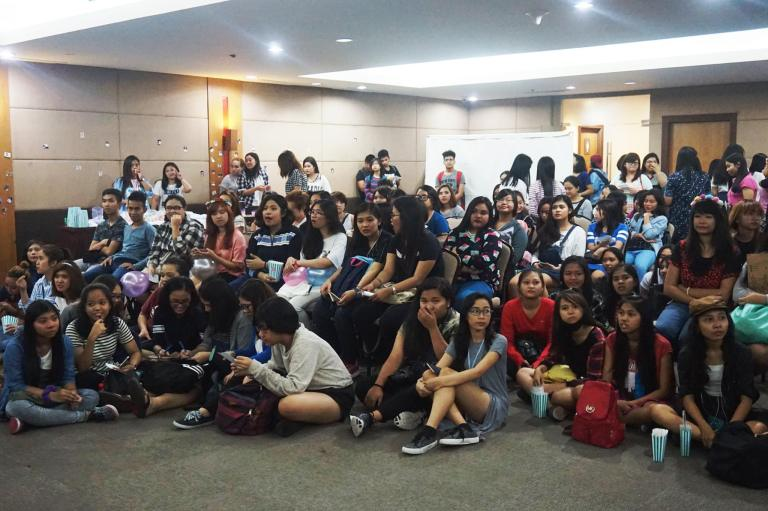 [PHOTOS] 160522 SEVENTEEN Philippines Carats Wish 1st Anniversary Fan Gathering (12)