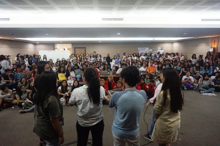 [PHOTOS] 160522 SEVENTEEN Philippines Carats Wish 1st Anniversary Fan Gathering (2)