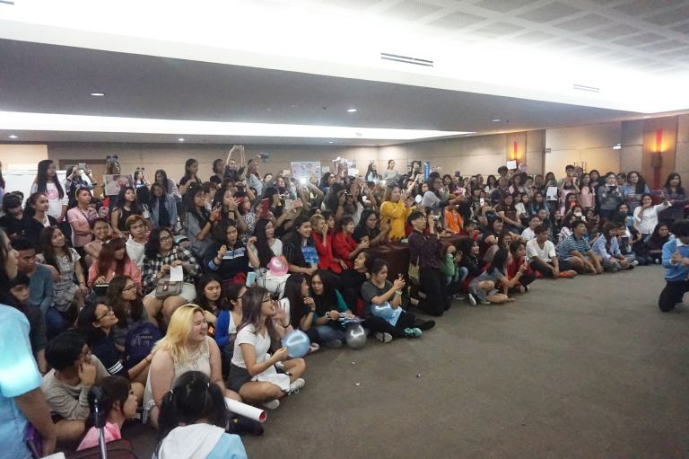 [PHOTOS] 160522 SEVENTEEN Philippines Carats Wish 1st Anniversary Fan Gathering (4)