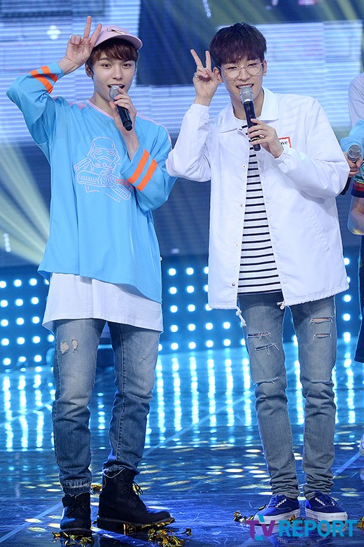 [PRESS] 160504 Seventeen 1st Win at MBC Show Champion #SEVENTEEN1stWin #PrettyU1stWin #세븐틴 #1위 #예쁘다 (16)