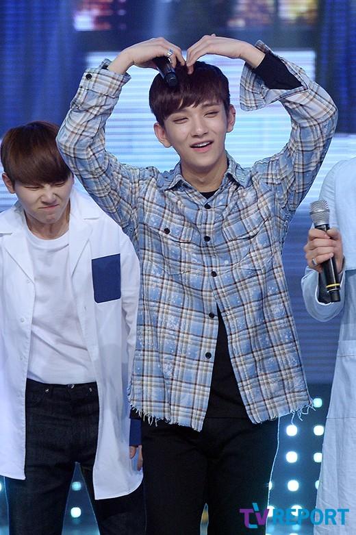[PRESS] 160504 Seventeen 1st Win at MBC Show Champion #SEVENTEEN1stWin #PrettyU1stWin #세븐틴 #1위 #예쁘다 (19)