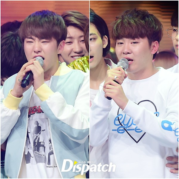 [PRESS] 160504 Seventeen 1st Win at MBC Show Champion #SEVENTEEN1stWin #PrettyU1stWin #세븐틴 #1위 #예쁘다 (2)