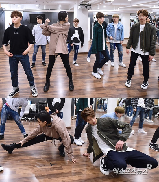 [PRESS] 160506 XPortsNews Star Shot Update ft. Seventeen #세븐틴 #예쁘다 (2)