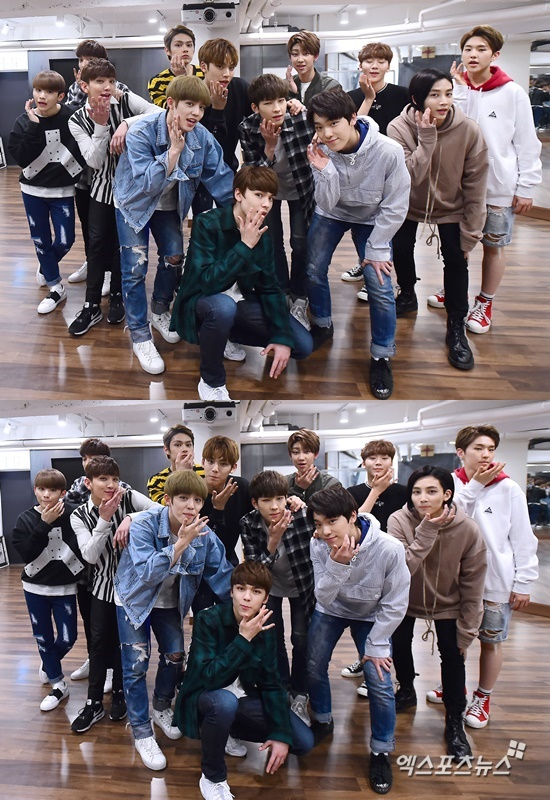 [PRESS] 160506 XPortsNews Star Shot Update ft. Seventeen #세븐틴 #예쁘다 (23)