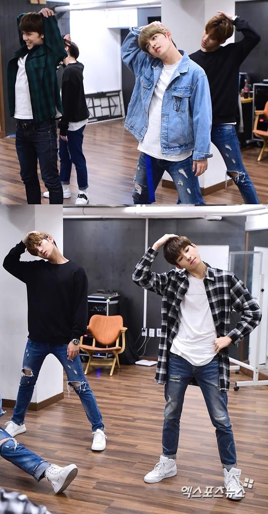 [PRESS] 160506 XPortsNews Star Shot Update ft. Seventeen #세븐틴 #예쁘다 (4)