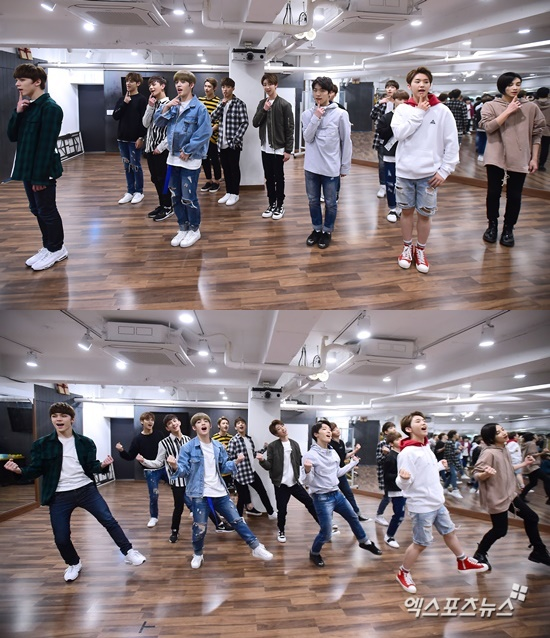 [PRESS] 160506 XPortsNews Star Shot Update ft. Seventeen #세븐틴 #예쁘다 (6)