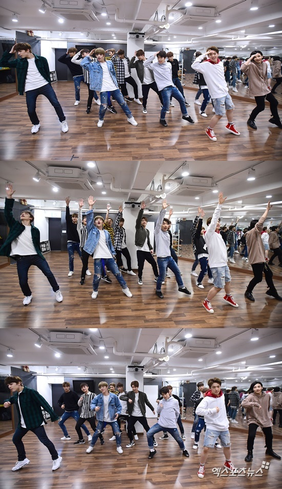 [PRESS] 160506 XPortsNews Star Shot Update ft. Seventeen #세븐틴 #예쁘다 (7)
