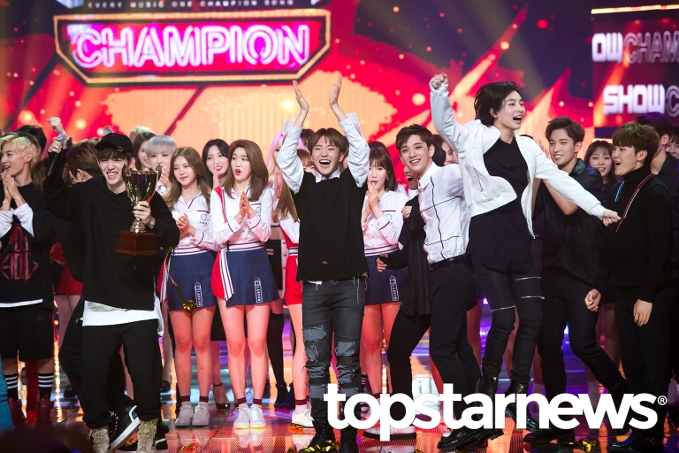 [PRESS] 160511 Seventeen 2nd Win at MBC Show Champion 47P #SEVENTEEN2ndWin #PrettyU2ndWin #세븐틴 #1위 #예쁘다 (29)