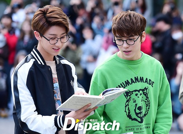 [PRESS] 160513 Seventeen heading to KBS Music Bank Rehearsal #세븐틴 #예쁘다 (19)