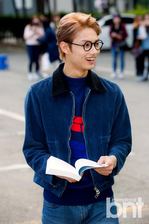 [PRESS] 160513 Seventeen heading to KBS Music Bank Rehearsal #세븐틴 #예쁘다 (49)