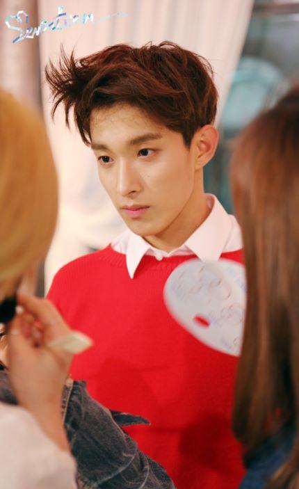 [스타캐스트] 세븐틴 예쁘다 활동 비하인드 사진 공개 #SEVENTEEN 6