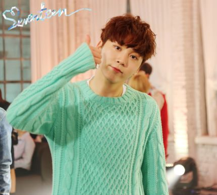 [스타캐스트] 세븐틴 예쁘다 활동 비하인드 사진 공개 #SEVENTEEN 8