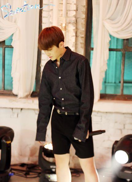 [스타캐스트] 세븐틴 예쁘다 활동 비하인드 사진 공개 #SEVENTEEN 9