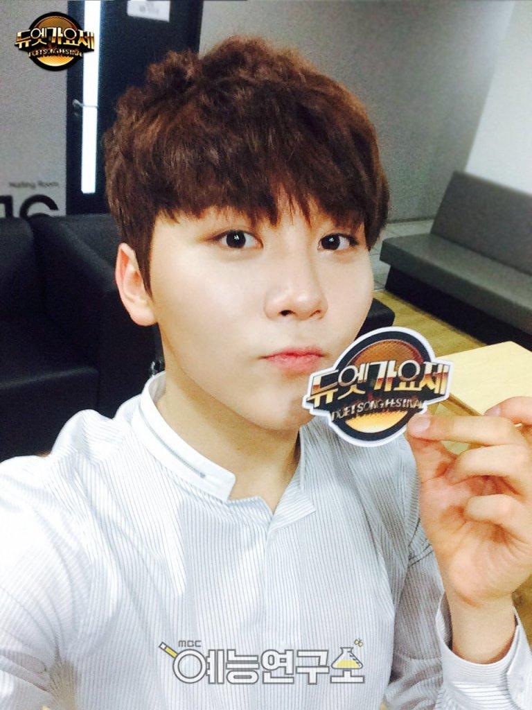 [OFFICIAL] 160617 MBC예능연구소 Twitter Update #SEVENTEEN #SEUNGKWAN 1