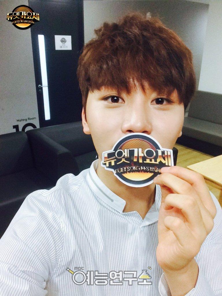 [OFFICIAL] 160617 MBC예능연구소 Twitter Update #SEVENTEEN #SEUNGKWAN 2