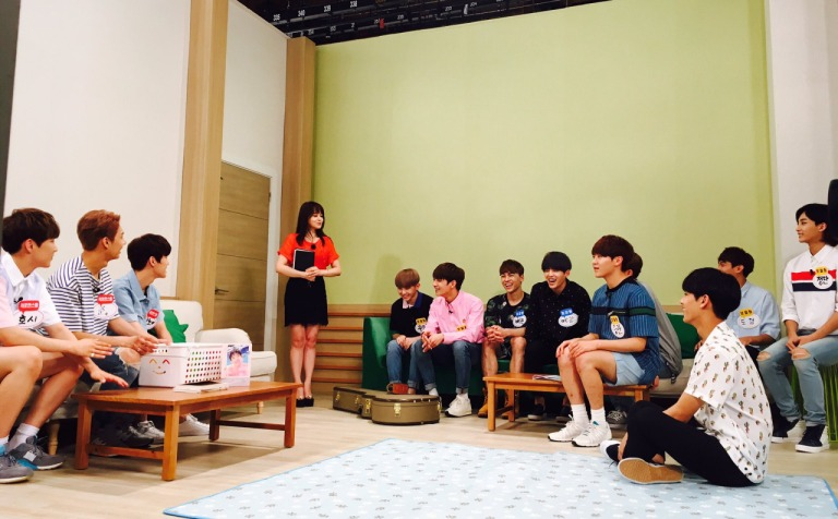[OFFICIAL] 160619 MBC 마이 리틀 텔레비전 Twitter Update #세븐틴 #SEVENTEEN 2
