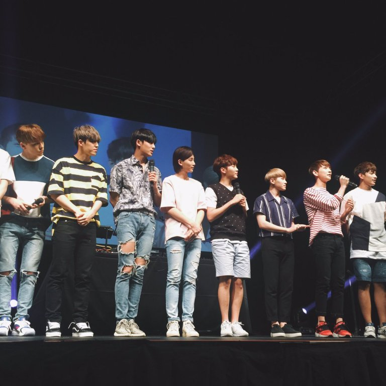 [OFFICIAL] 160623 KCON USA Twitter Update #SEVENTEEN 1