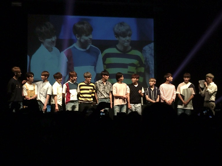 [OFFICIAL] 160623 KCON USA Twitter Update #SEVENTEEN 3
