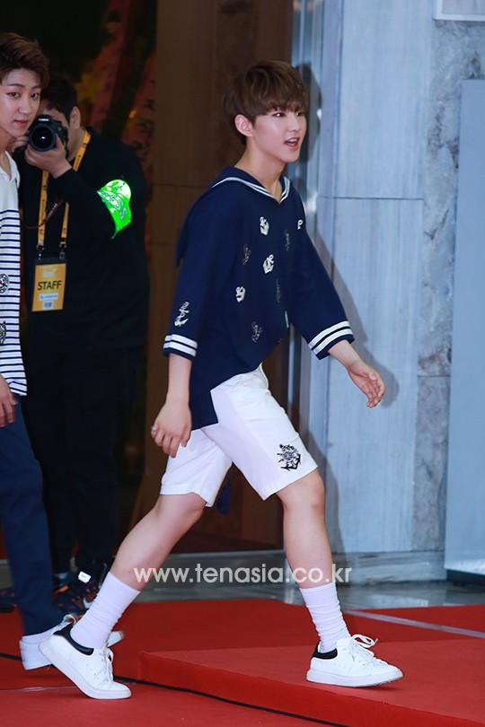 [PRESS] 160603 SEVENTEEN at 2016 Dream Concert (Red Carpet + Stage Photos) #세븐틴 #SEVENTEEN (13)