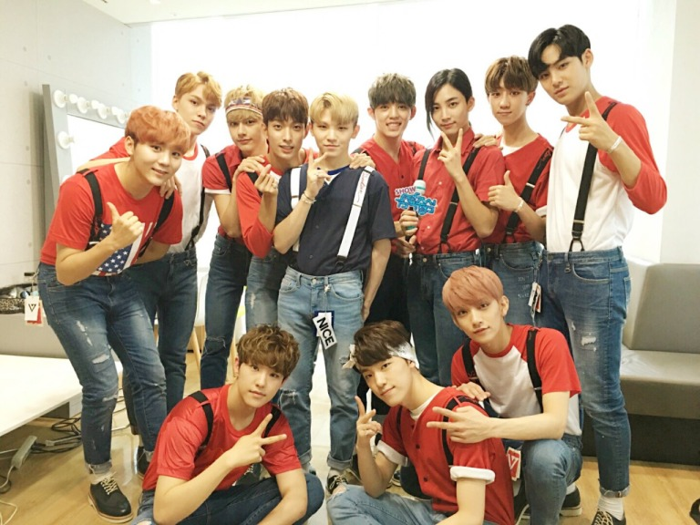 [OFFICIAL] 160716 Music Core Twitter Update #세븐틴 #SEVENTEEN