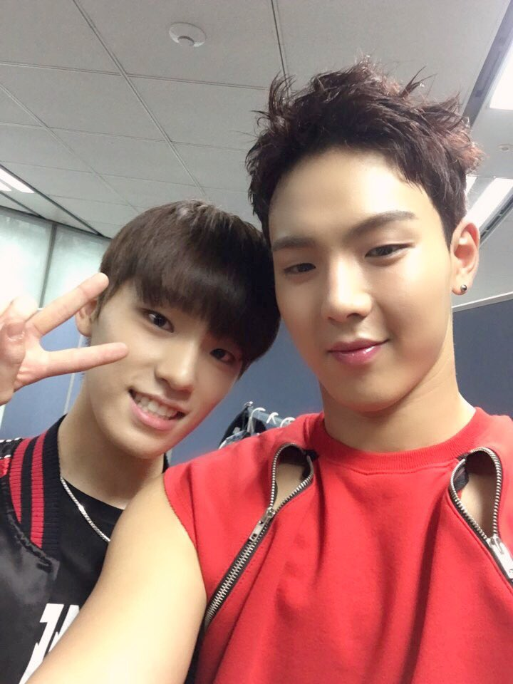 [OFFICIAL] 160724 MONSTA X Twitter Update #Dino